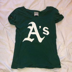 A's top